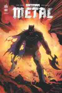 Batman Metal #1