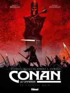 Conan le Cimérien - Le colosse Noir
