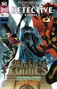 Detective Comics 981