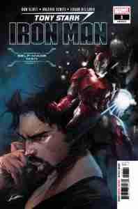Tony Stark Iron Man #1