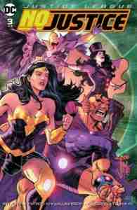 Justice League No Justice #3