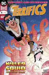 The Terrifics #4