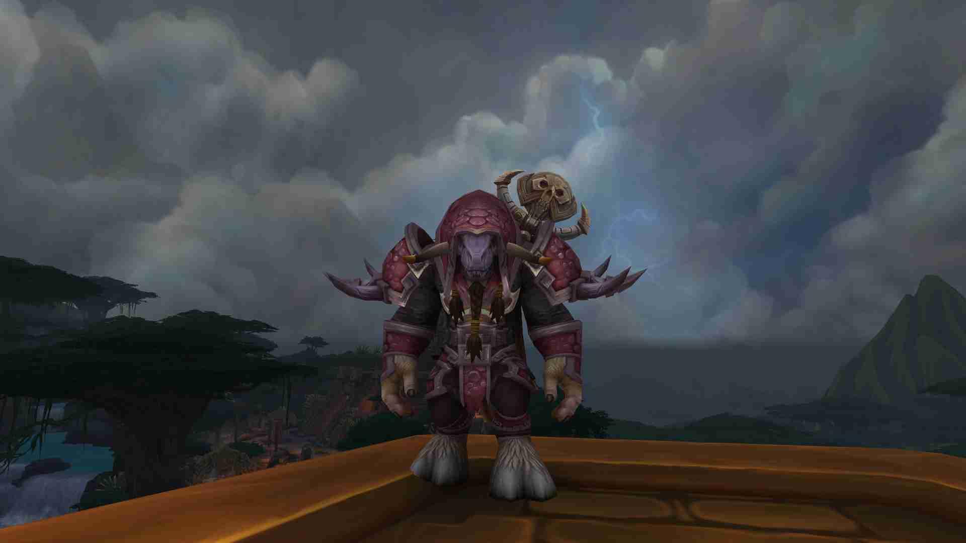 Giffonk, mon moine destiné à devenir soigneur. Quand il sera niveau max...