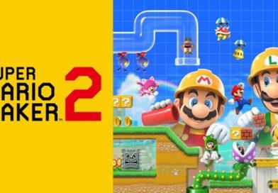 Super Mario Maker 2 – Un outil qui casse des briques pour te rendre marteau