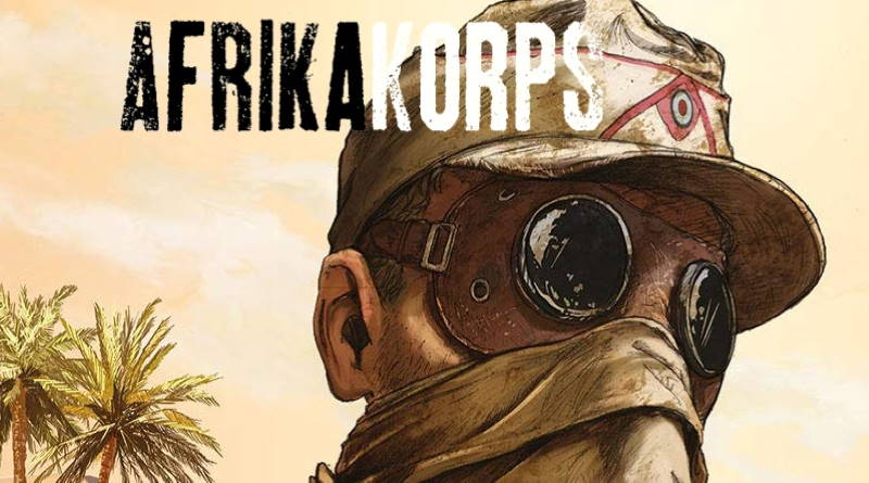 AfrikaKorps : Tome 1 Battle Axe