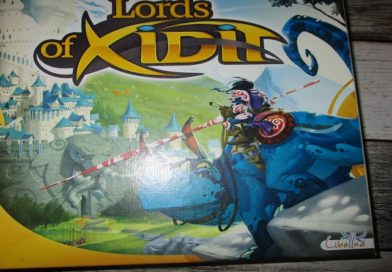 Lords of Xidit : Quand la poste part en guerre.
