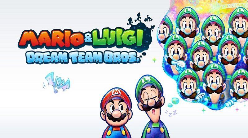 Mario & Luigi Dream Team Bros : la mollesse en mode portable