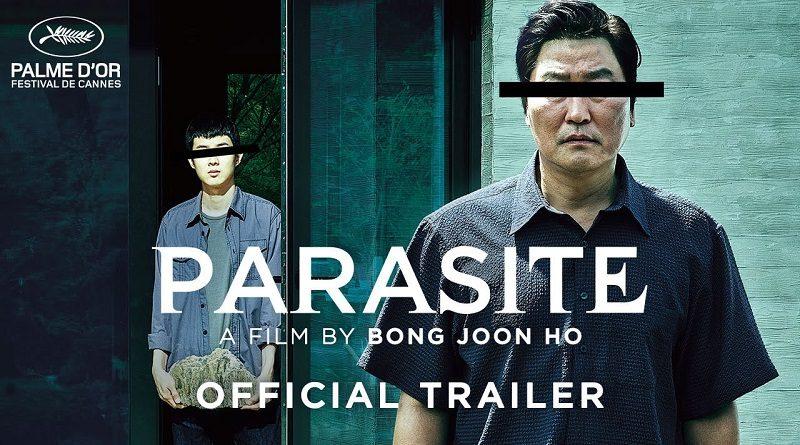 Parasite : Oscar a la palme d'or à Cannes.