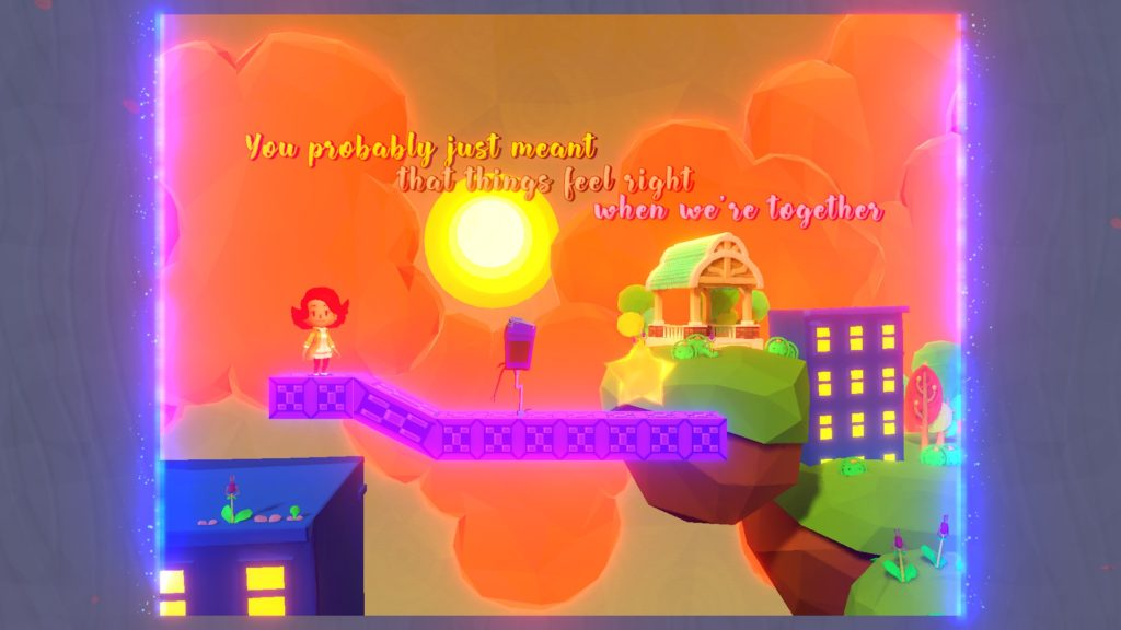 Une scène de puzzle typique