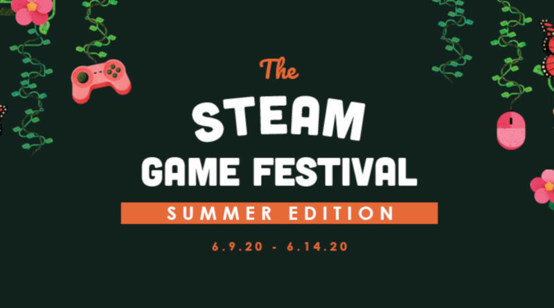 steam game festival summer edition