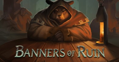 L'EA du mois: Banners of Ruin