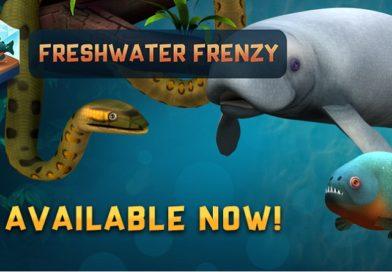 Megaquarium: Freshwater Frenzy