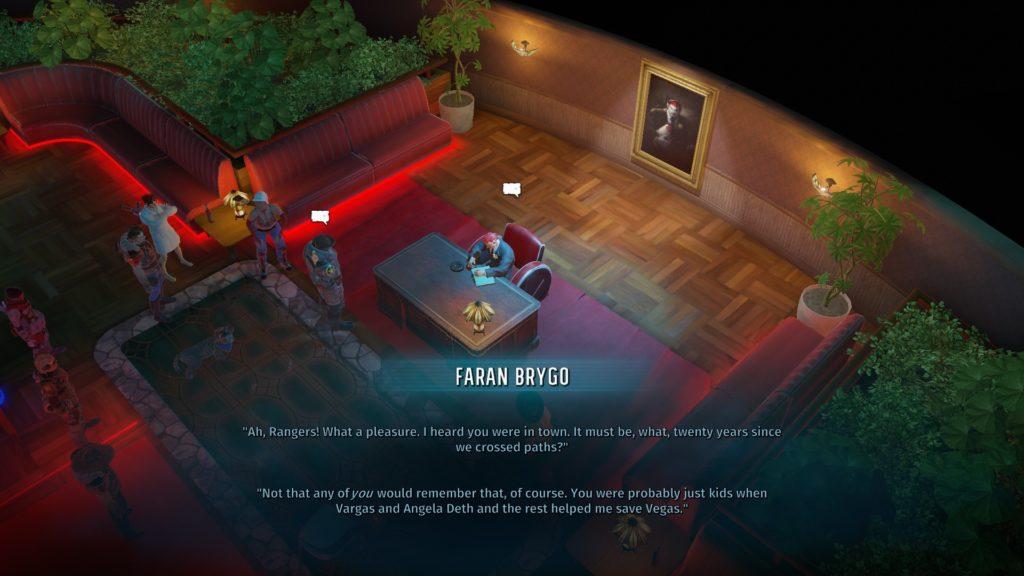 Rencontre avec Faran Brygo