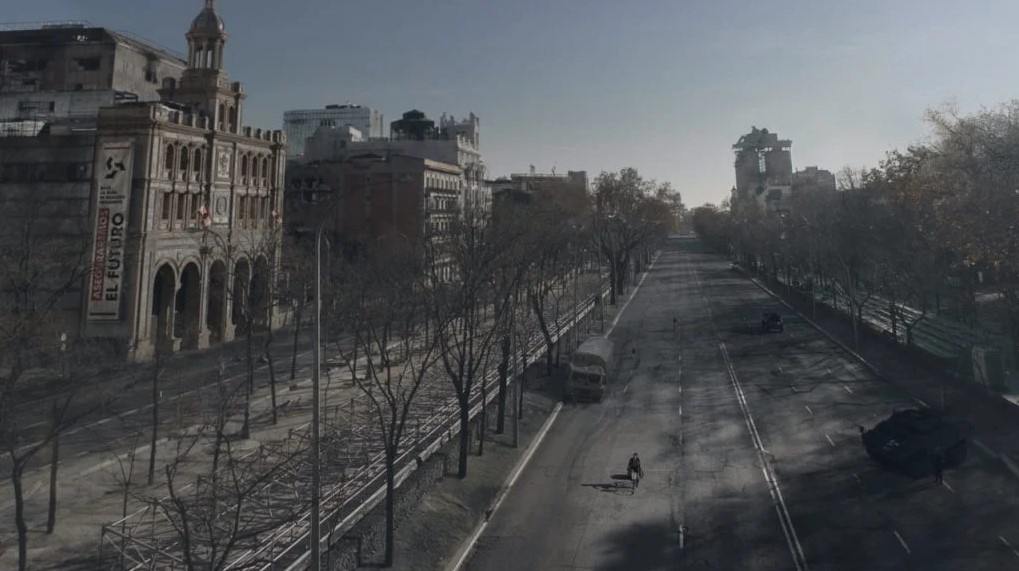 Madrid post apocalypse