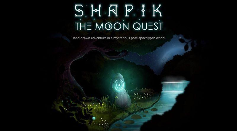 Shapik: The Moon Quest