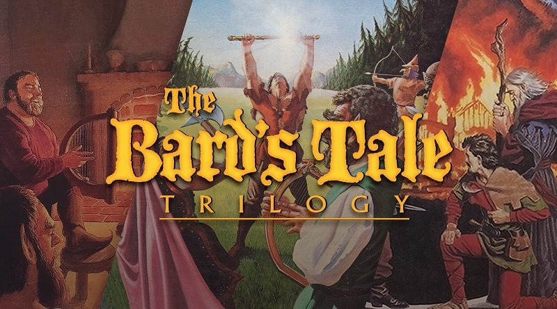 The Bard's Tale Trilogy: Tales of the Unknown