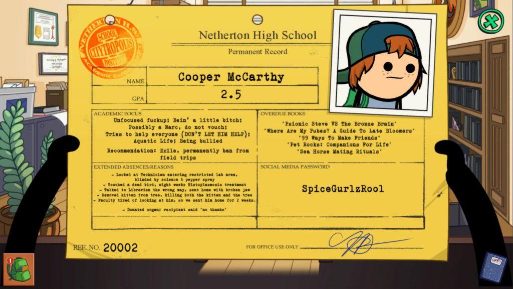 Coop McCarthy