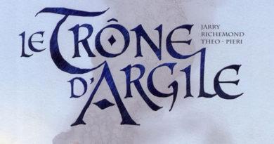 Le Trône d'Argile